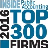 inside the top 300 public accounting firm