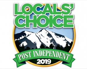 Glenwood Springs Post Independent Locals' Choice Award | Best Accounting Firm 2019 | Dalby Wendland & Co | Glenwood Springs CO