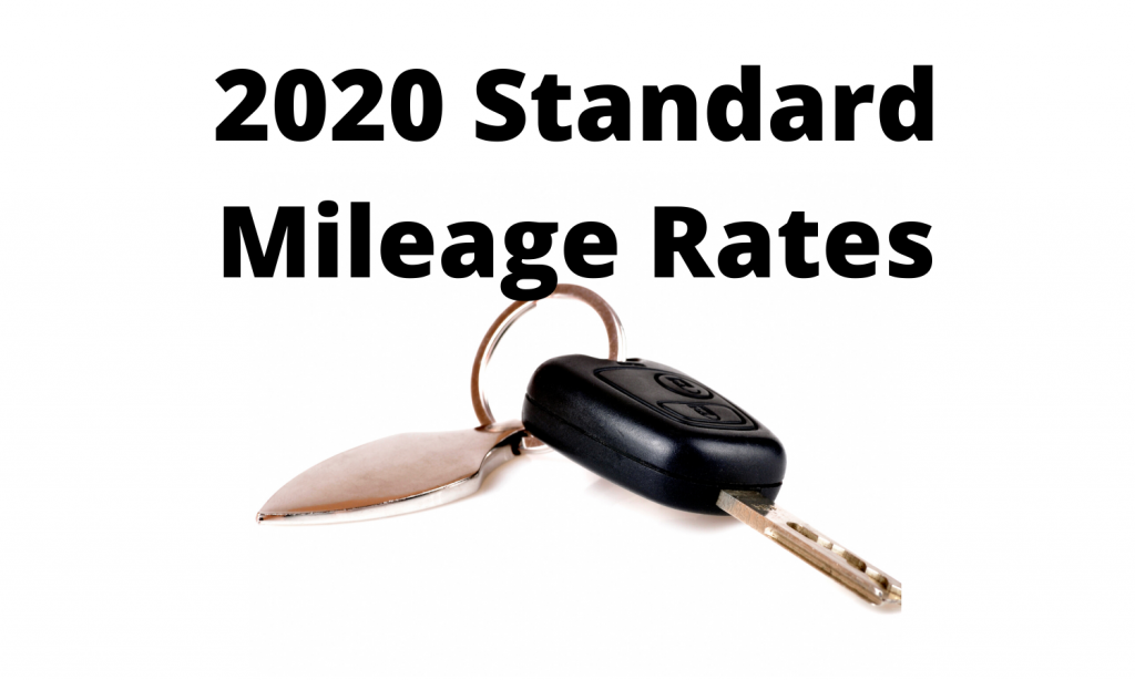 2020 standard mileage rates | Dalby Wendland & Co. | CPAs & Business Advisors | Grand Junction CO | Glenwod Springs CO | Montrose CO