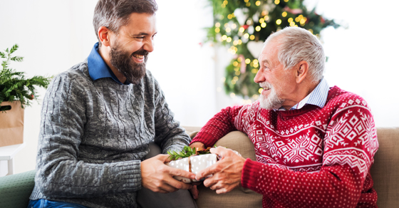 father giving gift to son | IRS confirms large gifts now won't hurt post 2025 | Dalby Wendland & Co. | CPAs & Busienss Advisors | Grand Junction CO | Glenwood Springs CO | Montrose CO