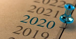 timeline with a pushpin pinpointing the year 2020 | Some Tax Limits Affecting Businesses Have Increased for 2020 | Dalby Wendland &Co. | CPAs & Business Advisors | Grand Junction CO | Glenwood Springs CO | Montrose CO