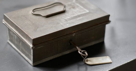 lock box with documents in it | Disclosing Your Trust to the Beneficiaries | Dalby Wendland & Co. | CPAs & Business Advisors | Grand Junction CO | Glenwood Springs CO | Montrose CO