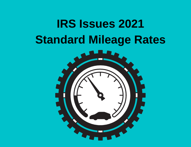 2021 Standard Mileage Rates | Dlaby Wendland & Co. | CPAs & Business Advisors | Grand Junction CO | Glenwood Springs CO | Montrose CO