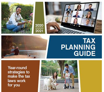 2020 year-end online tax planning guide | Dalby Wendland & Co | CPAs & Business Advisors | Grand Junction CO | Glenwood Springs CO | Montrose CO