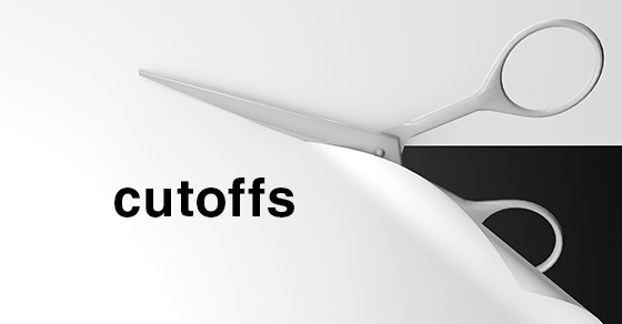 scissors cutting paper and word cutoff | Accrual-Basis Accounting and Cutoffs | Dalby Wendland & Co | CPAs & Business Advisors | Grand Junction CO | Glenwood Springs CO | Montrose CO