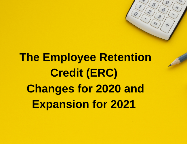 Employee Retention Credit Changes | Dalby Wendland & Co. | CPAs & Business Advisors | Grand Junction CO | Glenwood Springs CO | Montrose CO