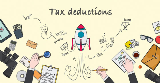 image illustration of all the things it takes to start a business | How Business Start-up Expenses are Handled on Your Tax Return | Dalby Wendland &Co. | CPAs & Business Advisors | Grand Junction CO | Glenwood Springs CO | Montrose CO