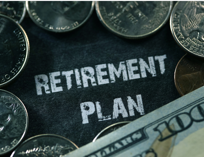 retirement plan - coins and cash   Dalby Wendland & Co.   CPAs & Business Advisors   Grand Junction CO   Glenwood Springs CO   Montrose CO