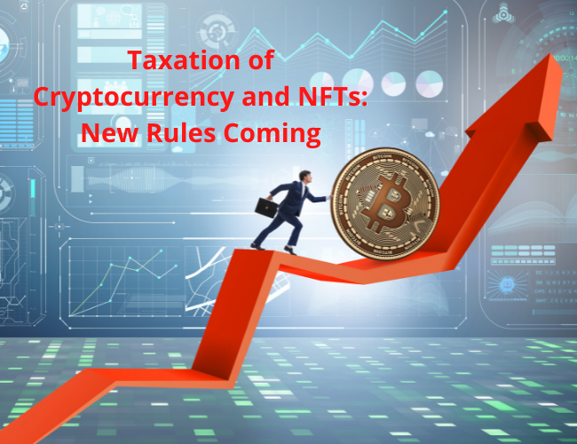 image of Bitcoin increasing in value   taxation of cryptocurrency and NFTs   Dalby Wendland & Co.   CPAs & Business Advisors   Grand Junction CO   Glenwood Springs CO   Montrose CO