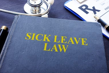 law book for sick leave guidance